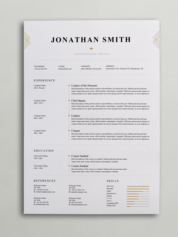 elegant resume template best quality writing services college essay writers 21460